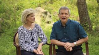 Professor Interview: Dr Rick and Susan Griffith