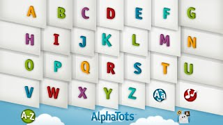 AlphaTots Alphabet YouTube video