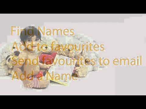 Video of Indian Baby Names