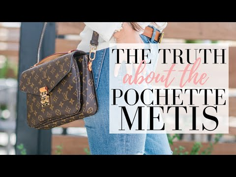 THE TRUTH ABOUT THE POCHETTE METIS - 5 Minute Friday | LuxMommy