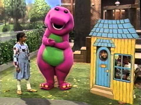 Barney's Musical Scrapbook (2000 Version) Part 1