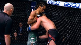 UFC Fort Lauderdale: Roberts vs Gifford - Finish or be Finished by UFC