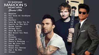 Video Maroon 5, Ed Sheeran, Taylor Swift, Adele, Sam Smith, Shawn Mendes | Best English Songs 2019 MP3, 3GP, MP4, WEBM, AVI, FLV Maret 2019