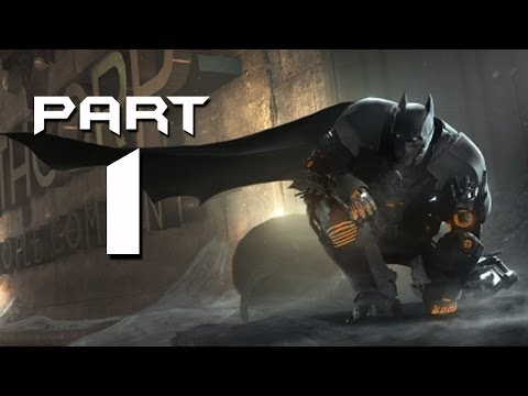 ORIGINS - Batman: Arkham Origins Cold Cold Heart DLC Walkthrough Part 1 Gameplay Part 1 - Will include Full Cold, Cold Heart Gameplay, Let's Play, Commentary & Playthr...