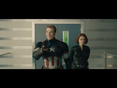 The Gag Reel from Marvel's Avengers: Age of Ultron!