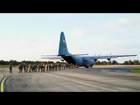 ΗΠΑ: Ο Τραμπ σχεδιάζει να στείλει έως 15.000 στρατιώτες στα σύνορα με το Μεξικό…
