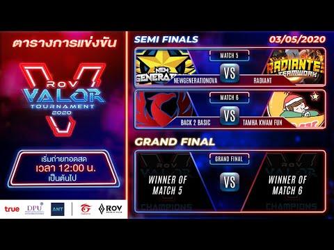 Valor Tournament 2020 Championship | Day 2