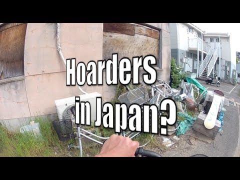 Hoarders in Japan?