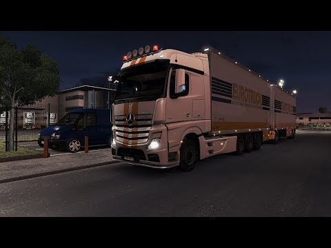 BDF Tandem Trailer [1.28]
