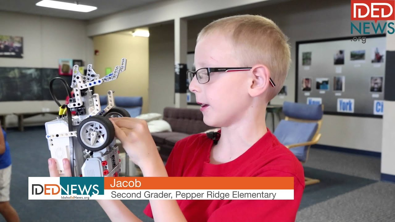 STEM camp prepares students for the future