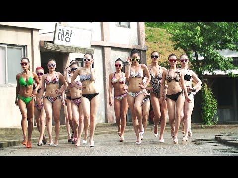 韓國最火辣MV登場!韓秀雅《162》MV辣妹群舞