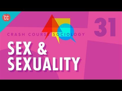 Sex & Sexuality: Crash Course Sociology #31