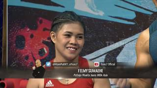 Video Felmy Sumaehe, Petinju Wanita Juara WBA Asia | HITAM PUTIH (25/10/18) Part 3 MP3, 3GP, MP4, WEBM, AVI, FLV November 2018