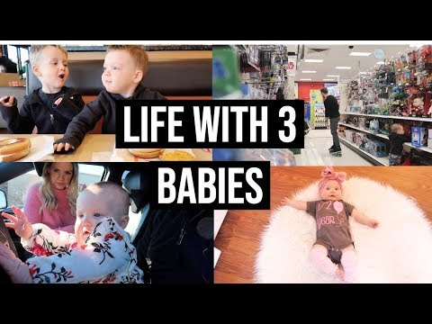 DITL WITH 3 BABIES // BEASTON FAMILY VIBES FAMILY VLOG