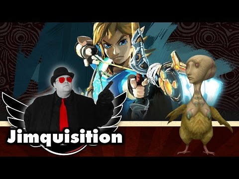 What Would Link Do? (The Jimquisition)