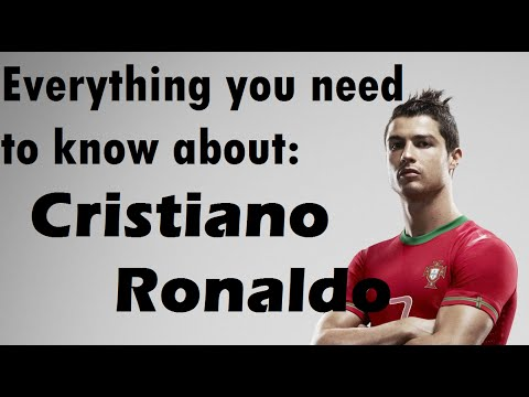 CRISTIANO RONALDO - All you need to know