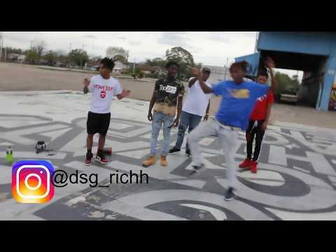 migos mediterranean ft. Travis scott ( offical dance video )