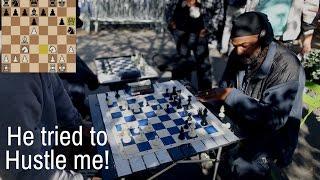 Video Magician Defeats NYC Chess Hustler! MP3, 3GP, MP4, WEBM, AVI, FLV Agustus 2018