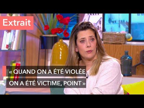 """Giulia Foïs a été victime du """"bon viol"""" - Ça commence aujourd'hui"""