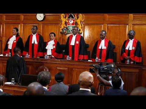 Κένυα: Το Ανώτατο Δικαστήριο ακυρώνει τις εκλογές