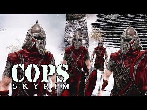 COPS: Skyrim - Werewolves, Domestic Disturbances, and Murder - Season 6 Ep. 2