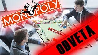 Odveta v Monopoly! [MarweX&Elyss&GEJMR&Kelo]