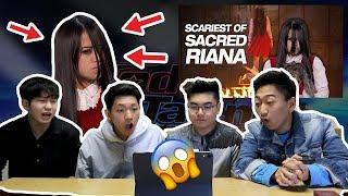 Video REAKSI ORANG LUAR NEGERI MELIHAT THE SACRED RIANA!  (ASIA'S GOT TALENT WINNER!) MP3, 3GP, MP4, WEBM, AVI, FLV Mei 2019