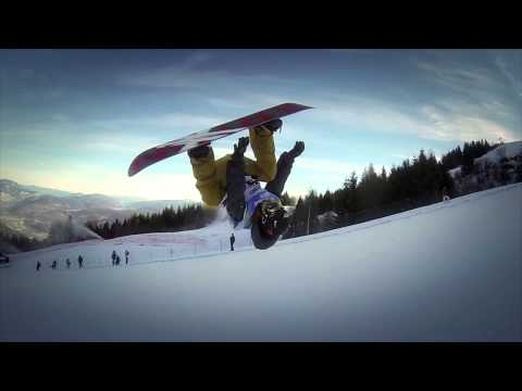 Snowboard Half Pipe: Lords of the Boards