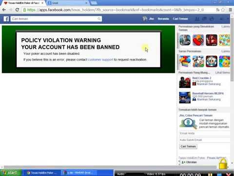 how to get rid of zynga poker security alert