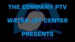 Vodní paprsek PTV - simulace 5AX + 6AX (part 1)