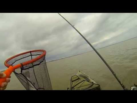 Kayak Fishing for texas speckled trout