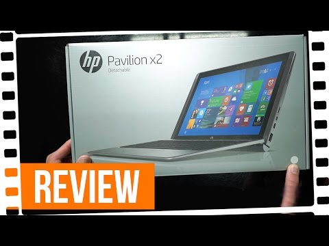 GÜNSTIGSTES Notebook? - HP Pavilion X2 - Review
