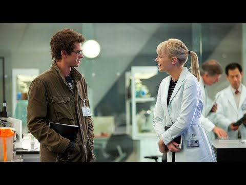 Oscorp Tower Scene - The Amazing Spider-Man (2012) Movie CLIP HD