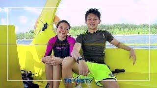 Video CLEBRITY ON VACATION - Serunya Randy Martin Dan Cassandra Lee Liburan Di Lombok (04/06/16) Part 2/3 MP3, 3GP, MP4, WEBM, AVI, FLV Februari 2018