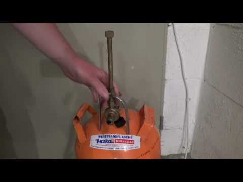 Truma Baustellen Gaslampe