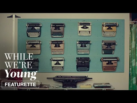 While We're Young (Featurette 'General Technology')