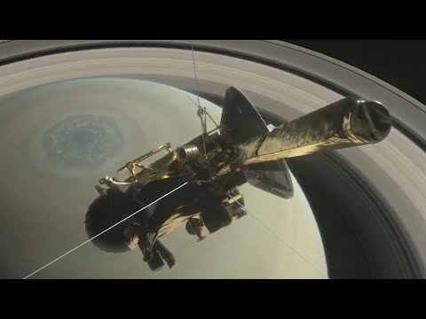 Nasa-Entdeckung: So klingt der Saturn und dessen Mond