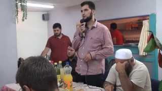 Akika e vëllaut Sunullah Islami për djalin e tij Omarin (Shtator 2013 - Shkup)