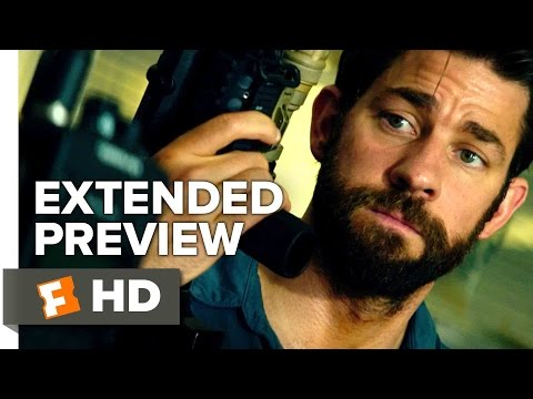 13 Hours: The Secret Soldiers of Benghazi - Extended Preview (2016) - John Krasinski Movie