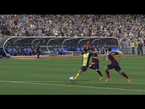 FC Barcelona vs. Atlético Madrid | UEFA Champions League 2014 | full game