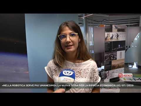 «NELLA ROBOTICA SERVE PIU' UMANESIMO», LA NUOVA SFIDA PER LA RIPRESA ECONOMICA | 02/07/2020
