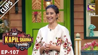 Manisha Koirala Graces The Sets Of The Kapil Sharma Show - The Kapil Sharma Show - 20th May, 2017