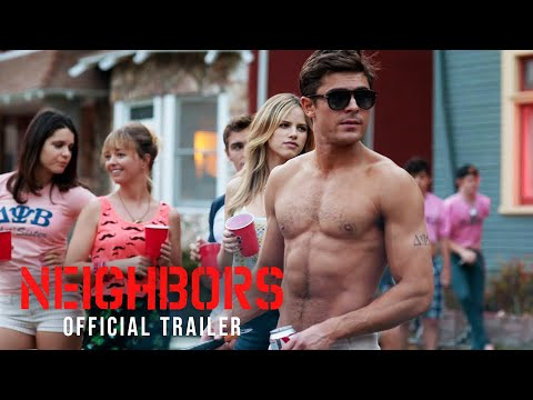 Neighbors (Green Band Trailer)