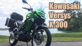6. 2018 Kawasaki Versys X-300 [RP Motorcycle Reviews]