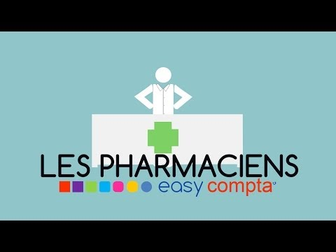 Les Pharmaciens avec easy Compta