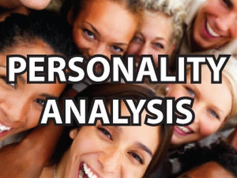New Personality Test