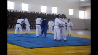 Judo Demonstration 10feb2017