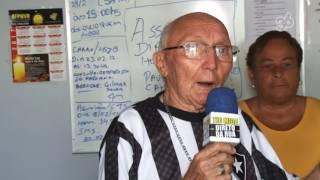 Visita a SFPM-VR e entrevista com Santos, candidato a presidência da AAP-VR
