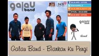 "Video Galau Band - B.K.P ""Biarkan Ku Pergi"" (Official Lyrics Video) MP3, 3GP, MP4, WEBM, AVI, FLV Oktober 2018"