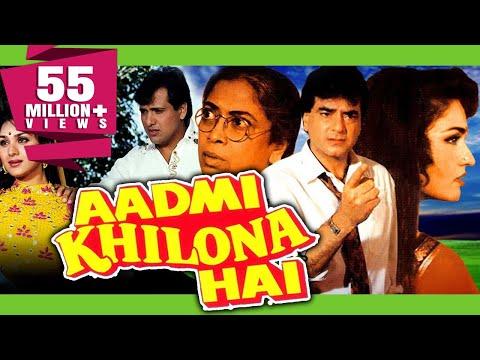 Video Aadmi Khilona Hai (1993) Full Hindi Movie   Jeetendra, Govinda, Meenakshi Sheshadri, Reena Roy download in MP3, 3GP, MP4, WEBM, AVI, FLV January 2017